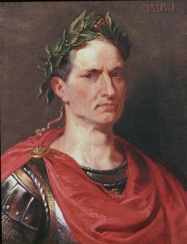 Juli César és escollit com a dictador vitalici