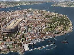 Constantinoble: nova capital del imperi