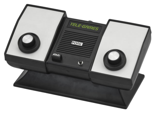 Atari Pong (Home Version)