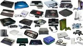 History of Major US Home Video Game Consoles 1972-1999 timeline