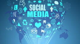 Timeline Of Social Media: The following timeline describes the creation of majorly used platforms of Social Media. The timeline ranges from the year 2003 all the way to the year 2016. I've used the add event tool, uploaded pictures and included URL links.