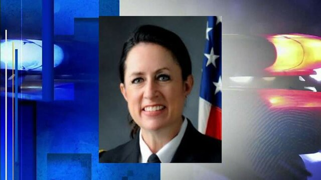 1st Female Police Cheif