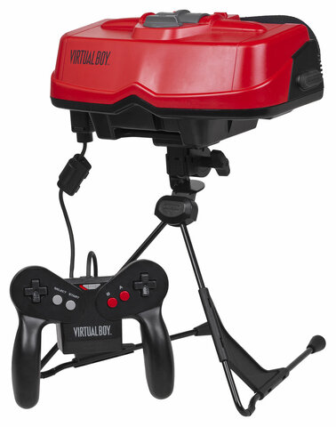 Virtual Boy is created