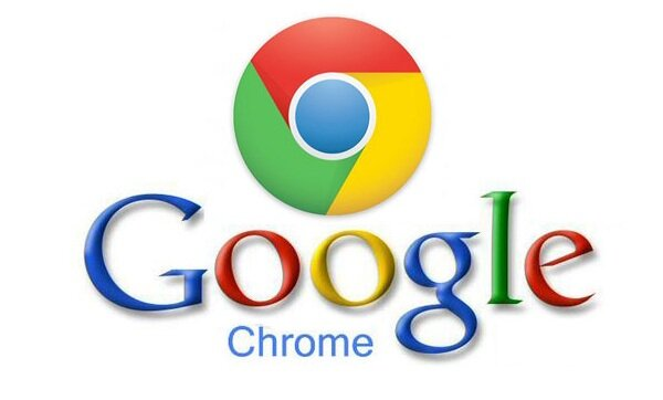 Aparicion del google chrome