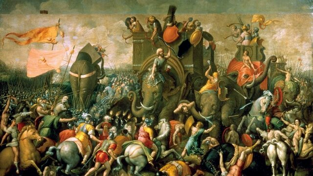 Derrota cartaginesa