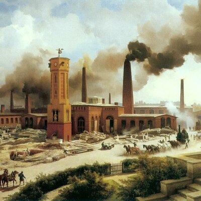 La Première Révolution Industrielle timeline