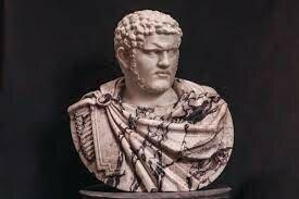 Caracalla dona la ciutadana romana
