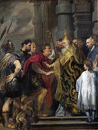 Teodosi I i el cristianisme