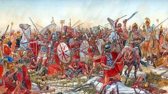 La guerra de Roma i Cartago