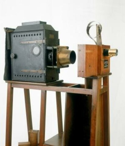 The first moving images