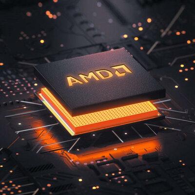 Evolucion del Procesador AMD timeline