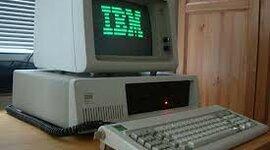 tercera generación de computadoras timeline
