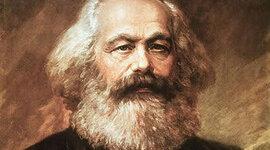 KARL MARX Biografía 1818-1883 timeline
