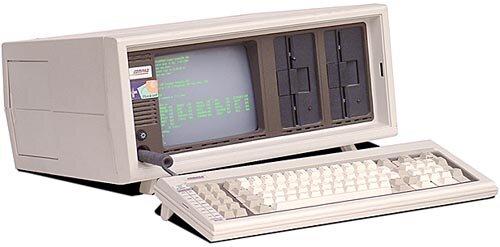 Osborne 1, la primera computadora micro portátil de la historia