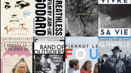 French New Wave timeline