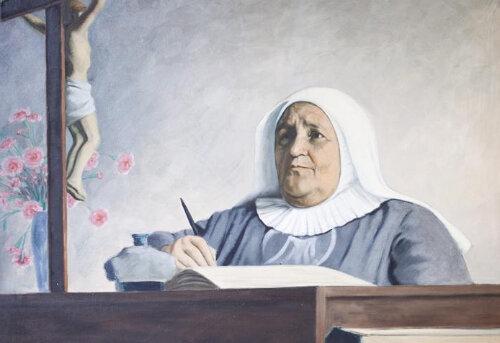 santa Laura montaya