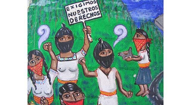 Se firman los acuerdos de San Andrés