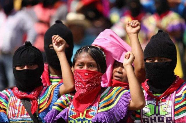El EZLN Marcha