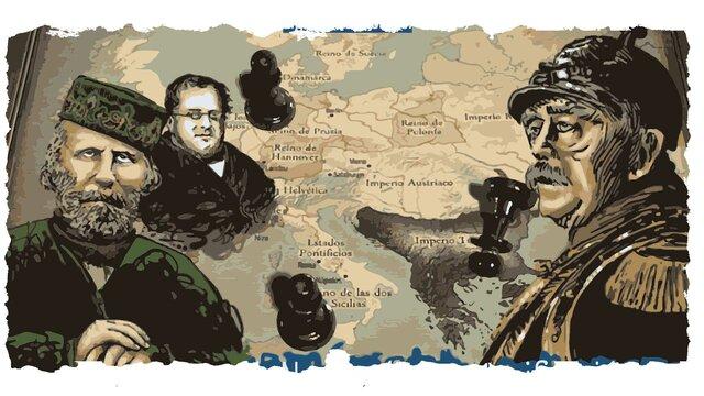unificacion de italia y alemania