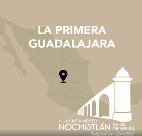 Fundación de Guadalajara-Nochistlán
