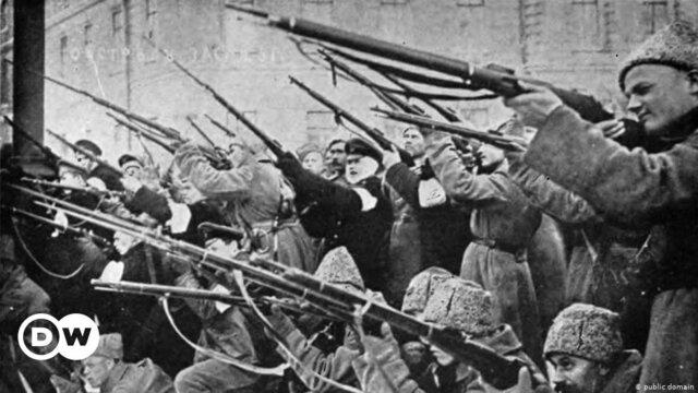 la revolucion siovetica (rusa)