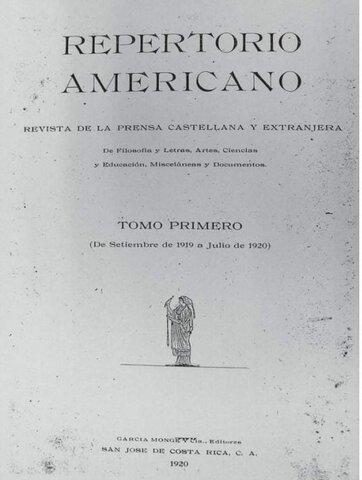 Revista Predominante americano