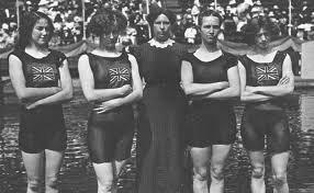 Juegos Olímpicos con mujeres