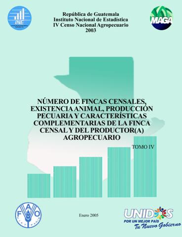 Censo Nacional Agroperio