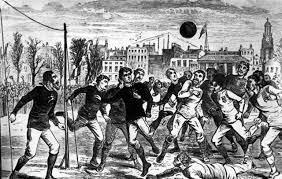 Futbol de carnaval, edad media