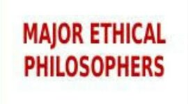 Major Ethical Philosophies timeline