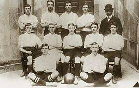 Primer equipo de futbol profesional