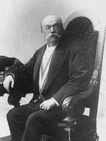 Francisco Garcia Calderón