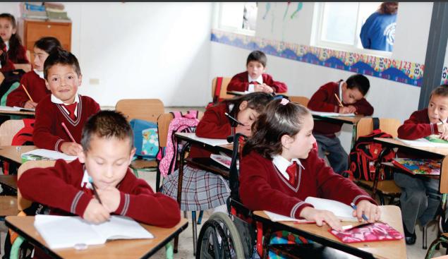 Cartilla Inclusión Educación para todos