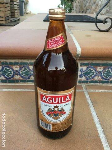 La historia de Cerveza Águila comienza en 1905