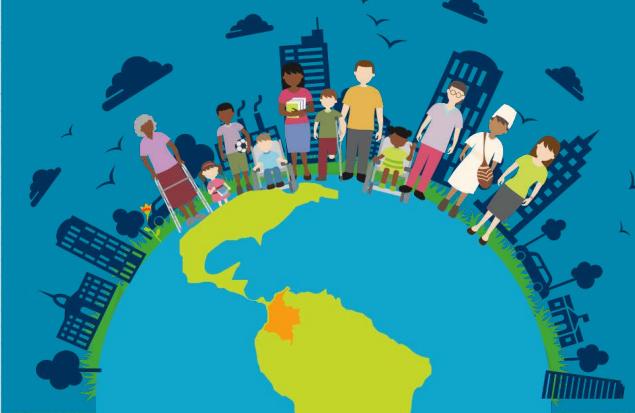 Informe con respecto a discapacidad e inclusión social en Colombia
