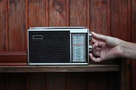 La radio FM.