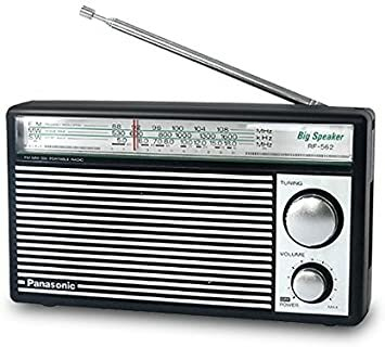 Radio de transistores.