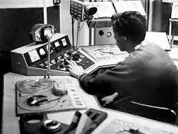 Estación de radio online.