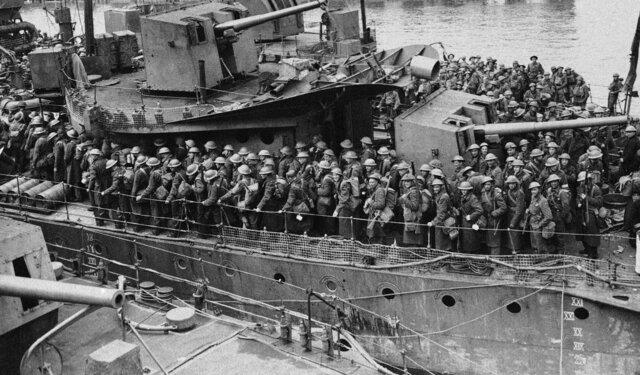 Després de la Segona Guerra Mundial