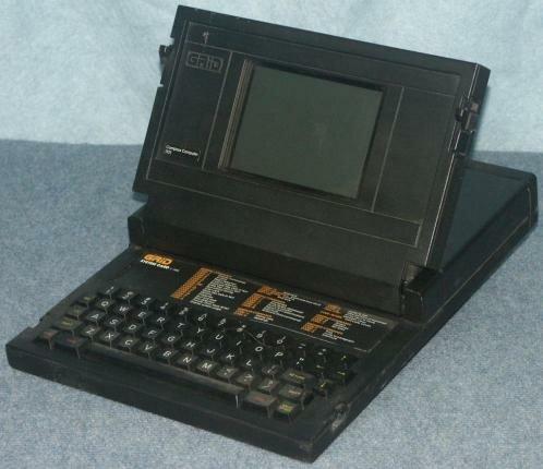 El primer ordenador con forma de laptop