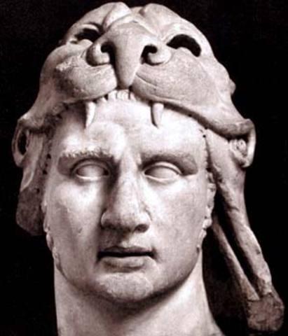 63 B.C.E Defeat of Mithridates VI Eupator