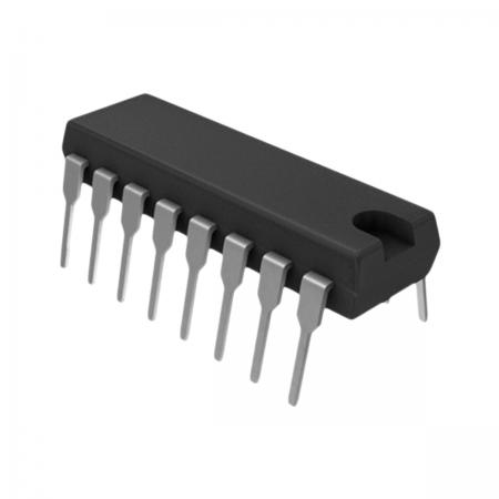 aparece el circuito integrado