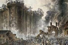 French Revolution. The village occupies the Bastille
