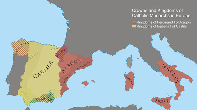 (1702-1714) War of succession between the Crown of Castile and the Catalan-Aragonese crown.