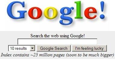 Google es fundada