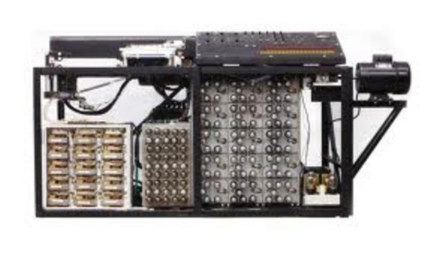 ABC(Atanasoff-Berry Computer)