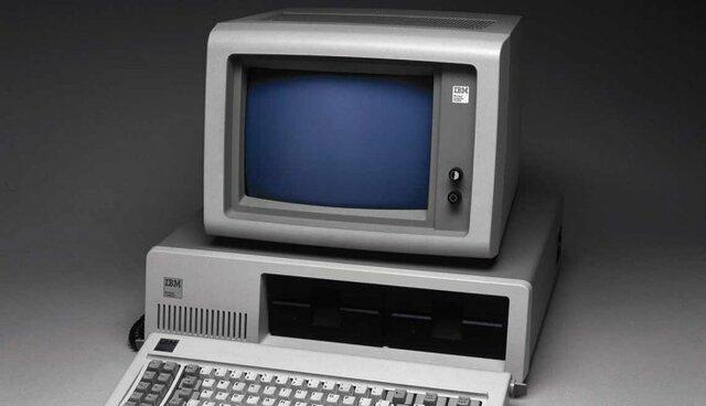 IBM lance le premier ordinateur personnel