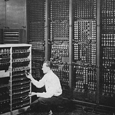 Historia de la inofrmatica Luis timeline
