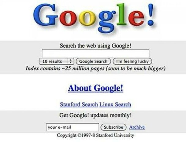 Google révolutionne la recherche d'informations