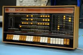 CHIPS Y PDP-8